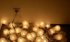 Too many bulbs!