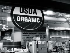 Organic for sale?